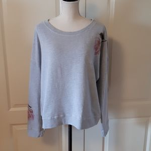 Michael Stars reversible Grey with and Flowers